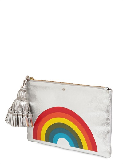 A NEW LIMITED EDITION COLLECTION BY ANYA HINDMARCH FOR LUISAVIAROMA-2015-