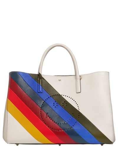 A NEW LIMITED EDITION COLLECTION BY ANYA HINDMARCH FOR LUISAVIAROMA---2015