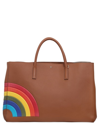 A NEW LIMITED EDITION COLLECTION BY ANYA HINDMARCH nylon details