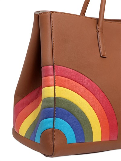 A NEW LIMITED EDITION COLLECTION BY ANYA HINDMARCH nylon