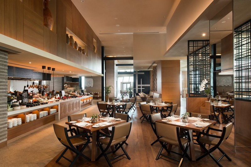 A look inside Brasserieon3 at ConradManila