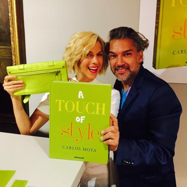 A touch of style carlos mota book 2015-Carlos Mota