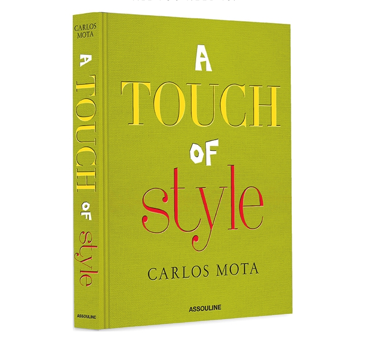 A touch of style carlos mota