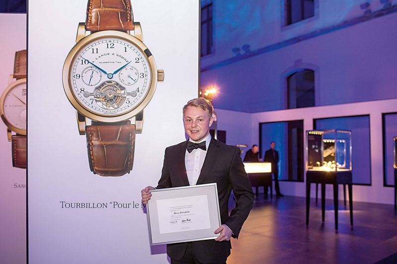 A. Lange & Söhne 200 anniversary year 2015-000