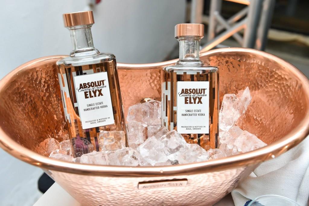 ABSOLUT ELYX vodka