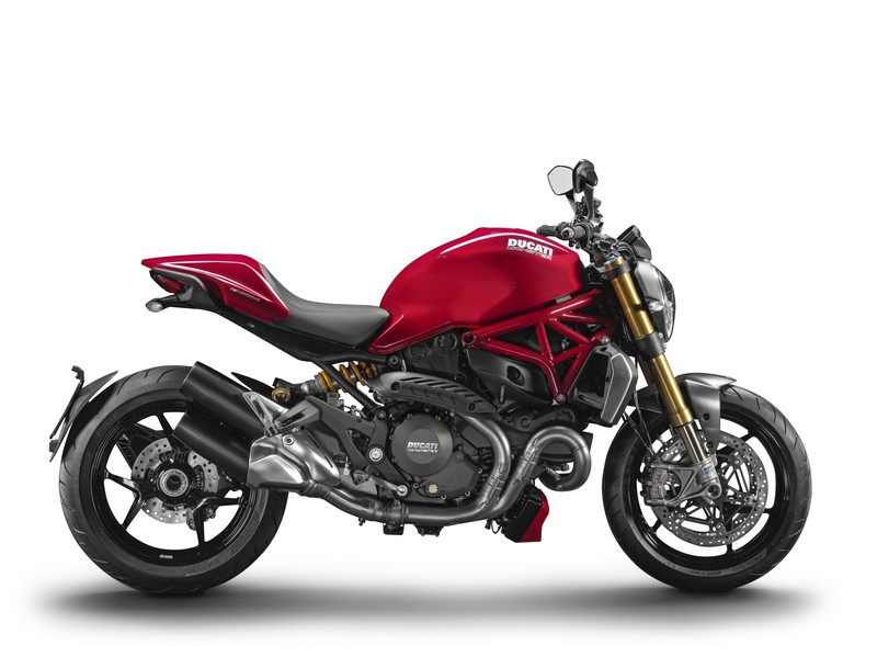 ADI Compasso d'Oro design award for the Ducati Monster 1200 S-