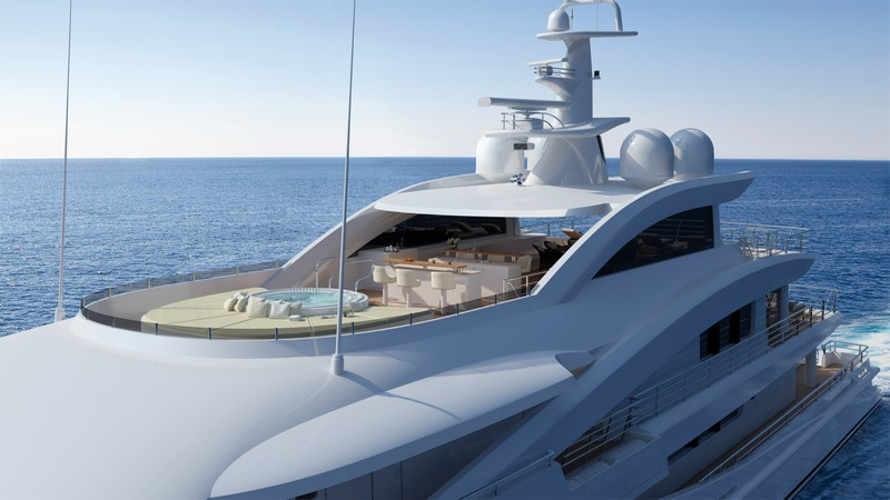 AMELS 188 -57.70 meters yacht ---