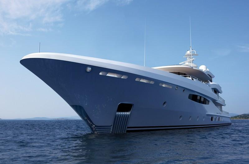 AMELS 188 -57.70 meters yacht-
