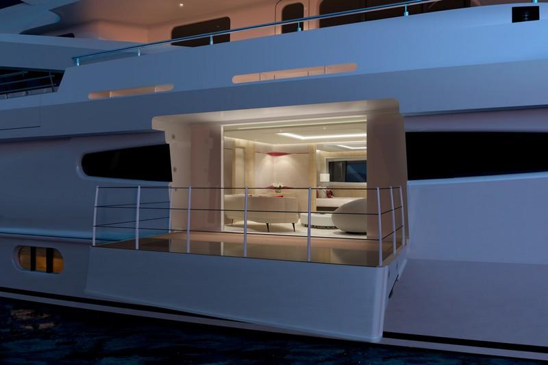 AMELS 188 -57.70 meters yacht design