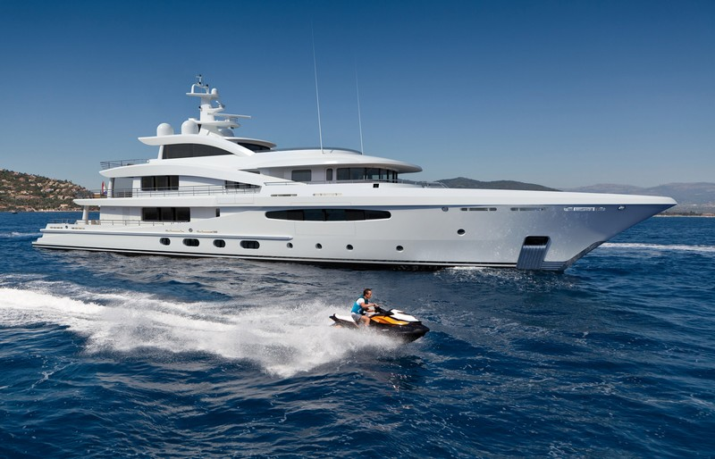 AMELS 188 -57.70 meters yacht-water toys