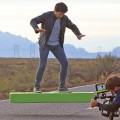 ARCABOARD - World's first flying hover board