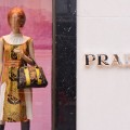 ARIANNE PHILLIPS dresses London's Prada Old Bond Street store, from February 20th to February 24th. 2015