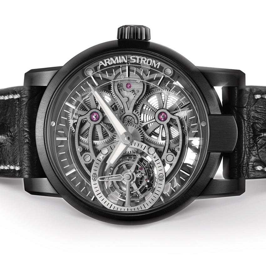ARMIN STROM Tourbillon Skeleton Earth watch