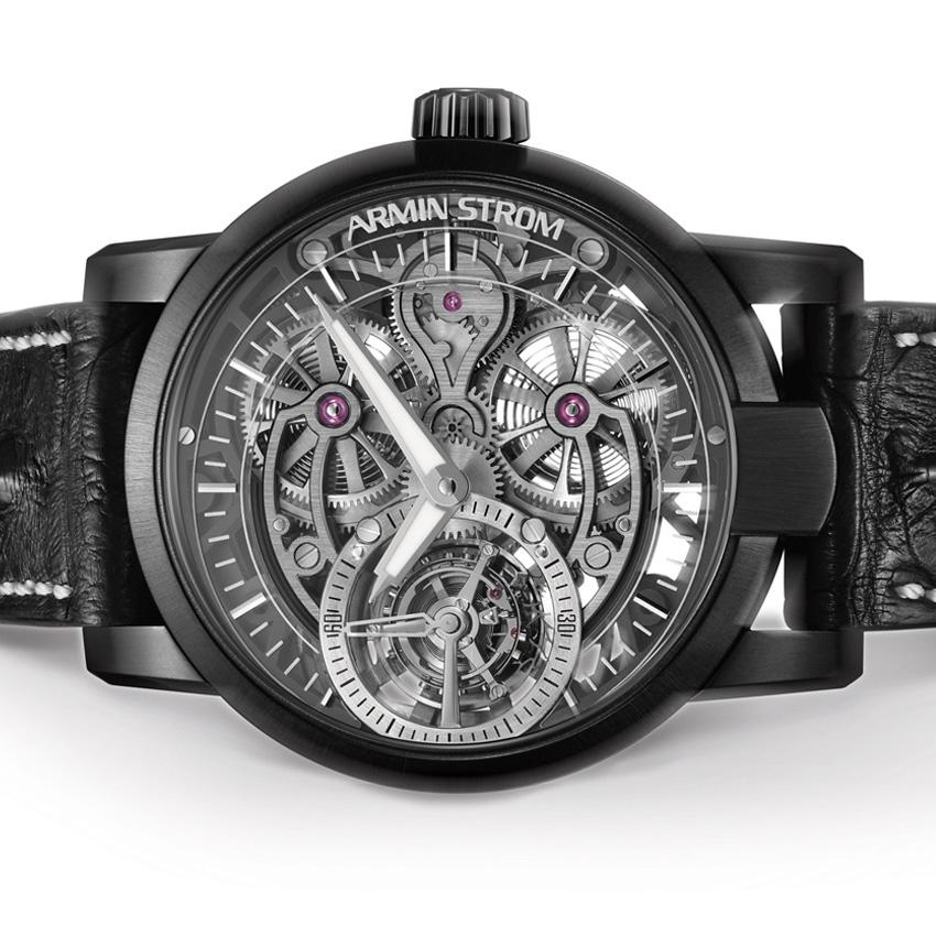ARMIN STROM Tourbillon Skeleton Earth watch