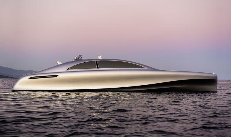 Mercedes-Benz Style mit zwei Premieren auf der Monaco Yacht Show