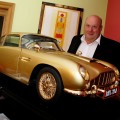 ASTON MARTIN DB5 MODEL SELLS FOR £55,000 IN ONLINE CHARITY AUCTION