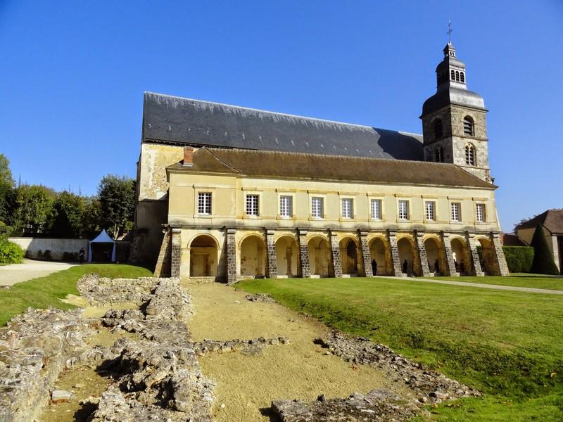 Abbey of Saint-Pierre d'Hautvillers