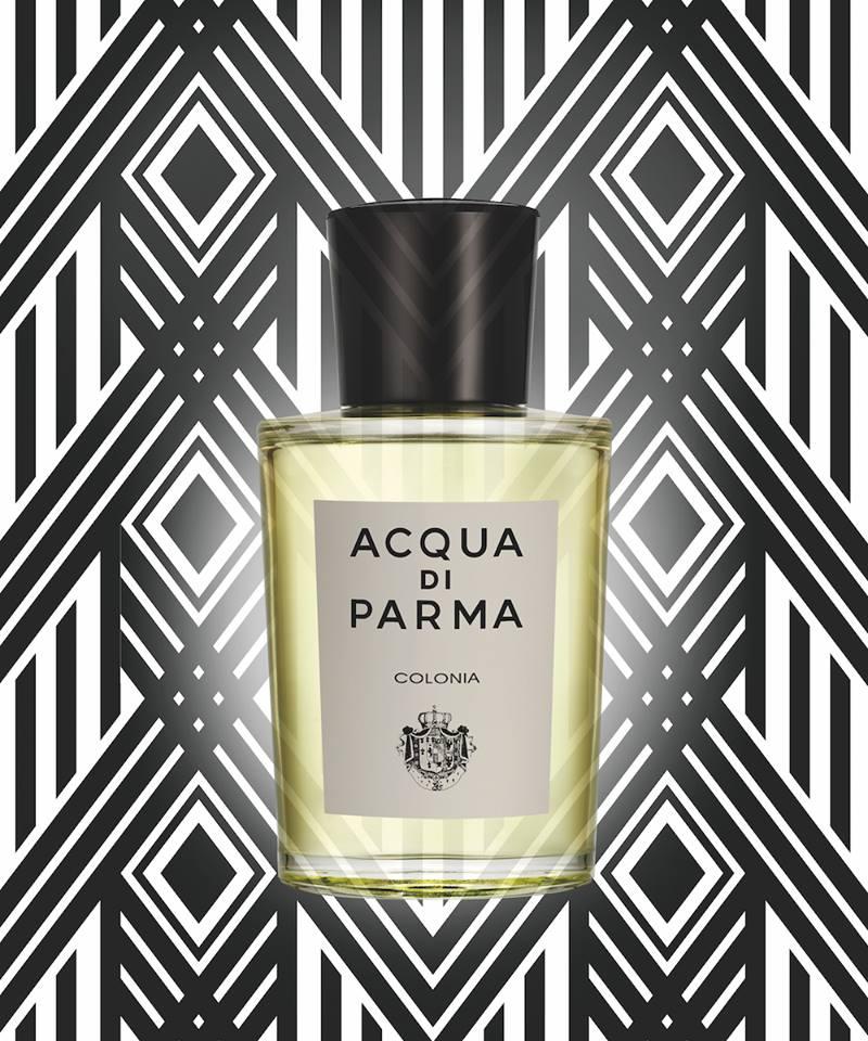 Acqua di Parma Colonia, the first true Italian eau de cologne