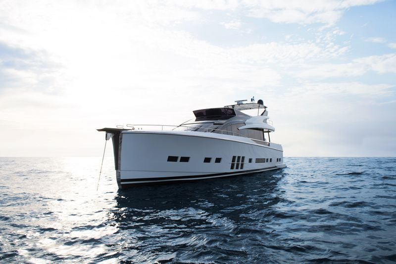 Adler Suprema is a private living room at sea-