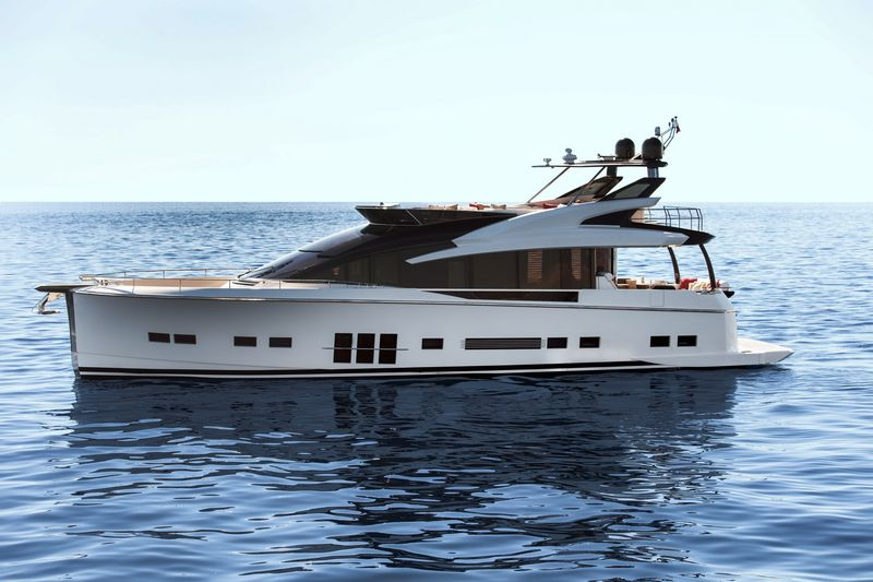 Adler Suprema is a private living room at sea - 2017 -