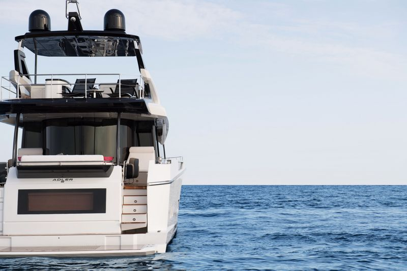 Adler Suprema is a private living room at sea - 2017