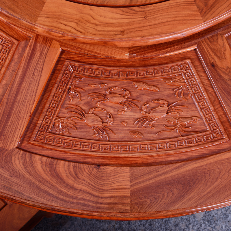 african-osewood-mahogany-table