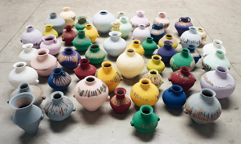 Ai WeiWei Old messes with New