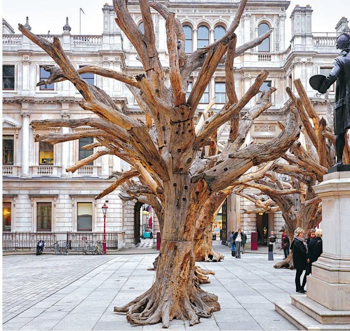 Ai Weiwei, Tree, 2010