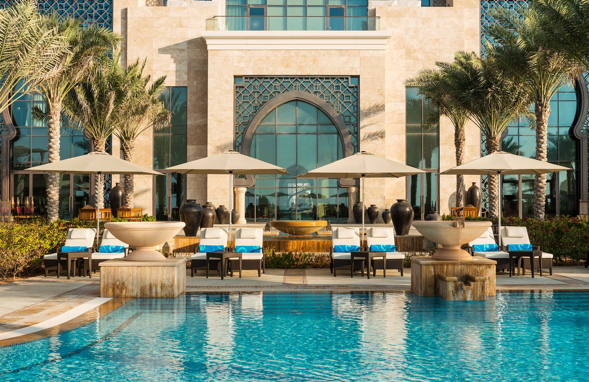 Ajman saray a luxury collection resort ajman 2014 for Luxury collection hotels