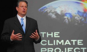 Al Gore the  Climate Reality Project