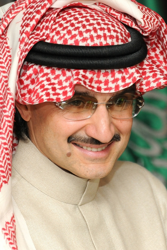 Al-Waleed bin Talal bin Abdulaziz al Saud -
