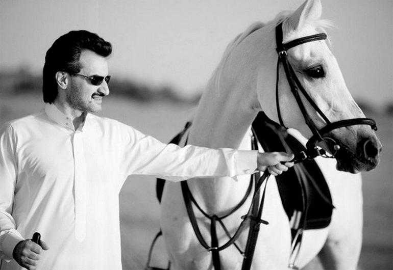 Al-Waleed bin Talal bin Abdulaziz al Saudi