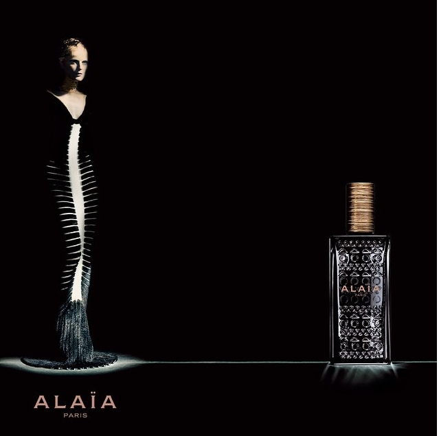 Alaïa Paris fragrance 2015-