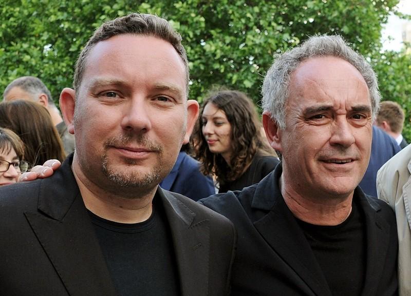 Albert and Ferran Adria