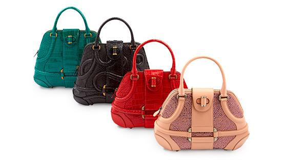 Alexander McQueen Savage Beauty re-edition of Novak It Bags