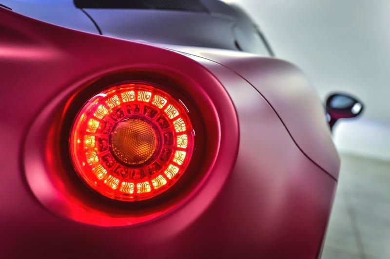 Alfa Romeo 4C Furiosa-