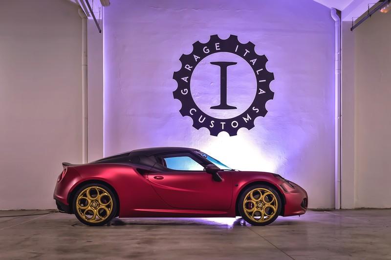 Alfa Romeo 4C Furiosa - 002