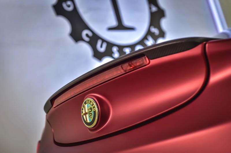 Alfa Romeo 4C Furiosa--