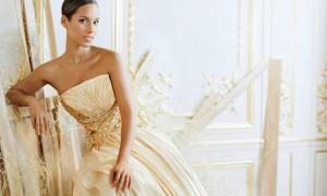 Alicia Keys for Givenchy