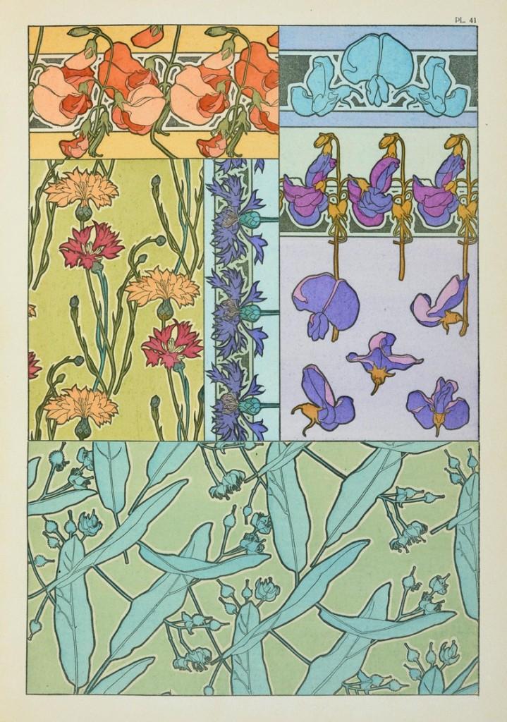Alphonse Mucha, the Art Nouveau inventor - Rome exhibition2016-plate painting
