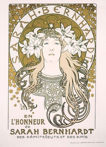 Alphonse Mucha, the Art Nouveau inventor - Rome exhibition2016
