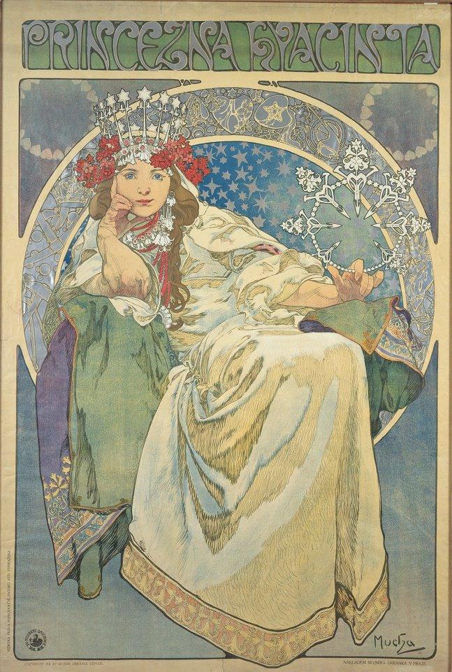 Alphonse Mucha, the Art Nouveau inventor - Rome retrospective-