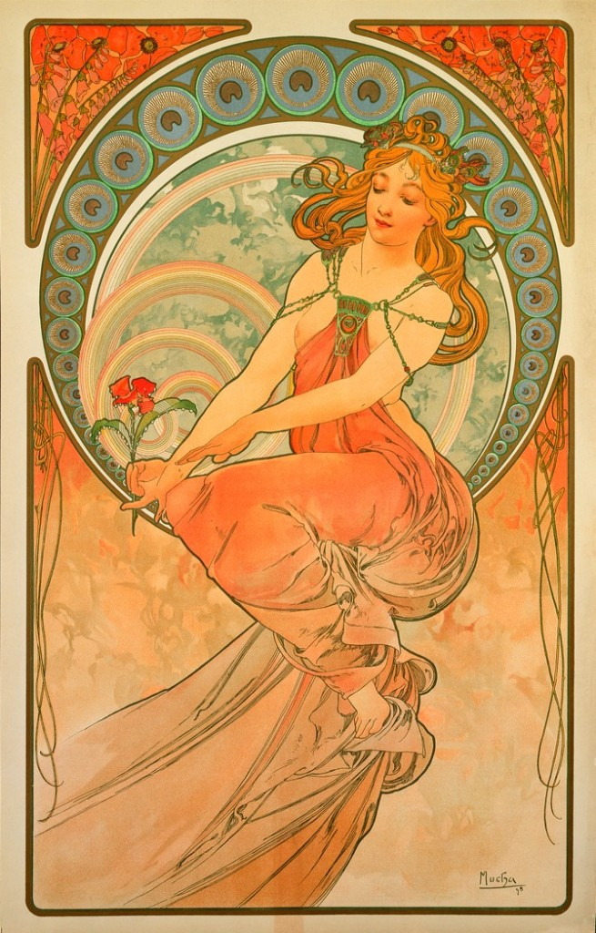 Alphonse Mucha, the Art Nouveau inventor - Rome retrospective--