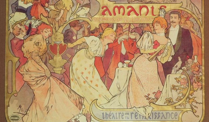 Alphonse Mucha, the Art Nouveau inventor - Rome retrospective