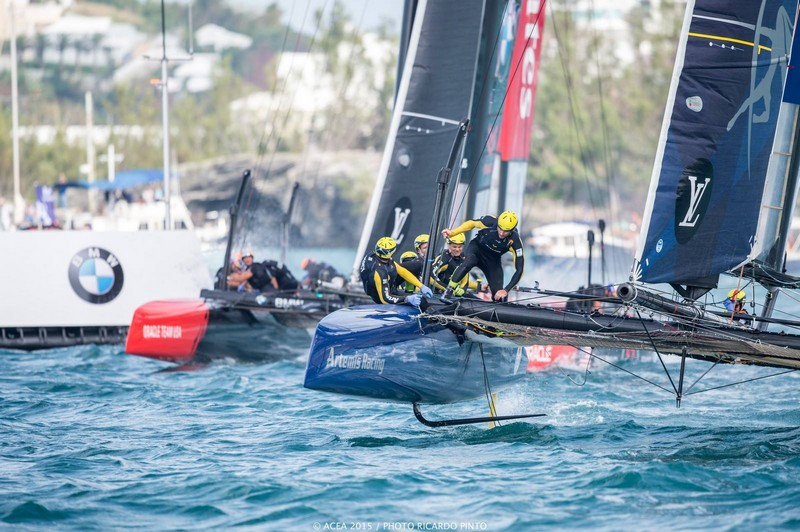 America's Cup racing is coming to Asia for the first time in the 165-year history of this iconic event-