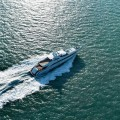 Amore Mio is the largest and most powerful sports yacht ever built in the Netherlands