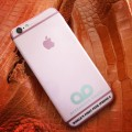 Amosu Pink iPhone - the world's first pink iPhone 6