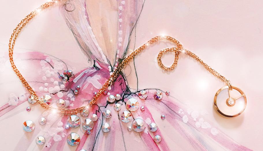 #AmuletteDeCartier-opal