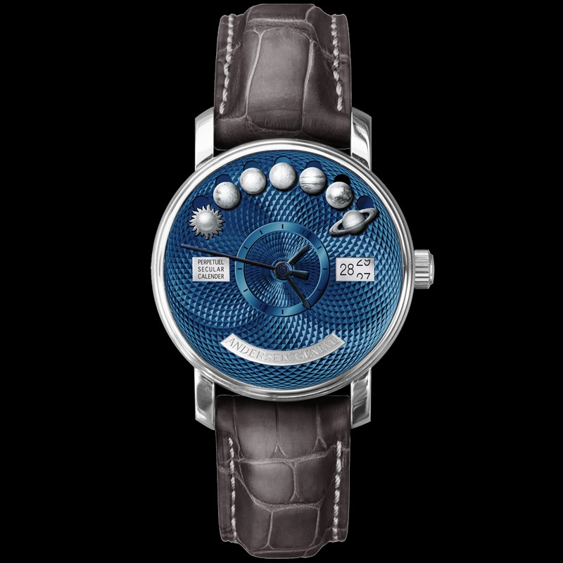 andersen-geneve-perpetuel-secular-calender-20th-anniversary-blue-gold-dial-watch