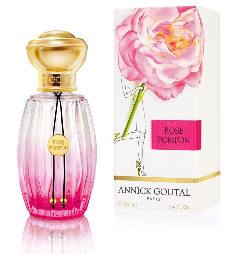 Annick Goutal Rose PomPon perfume 2016